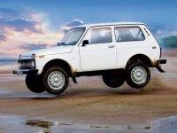 Lada 4x4 - бестселлер российского вторичного рынка кроссоверов