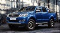 Toyota Hilux получит новые двигатели меньшего объема