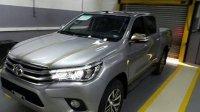 Появились новые фотографии Toyota Hilux