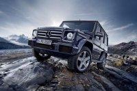 Mercedes-Benz обновил G-class