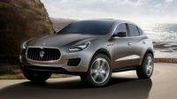 Maserati покажет свой кроссовер в начале следующего года