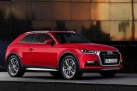 Audi назовет новый кроссовер Junior