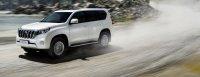 Land Cruiser Prado получит новый дизель