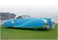 """""""Популярная Механика"""" рекомендует: Самые красивые автомобили: Delahaye"""