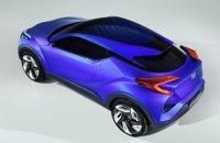 Toyota выпустит компактный кроссовер дешевле Rav 4