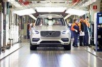 Volvo наращивает производство из-за популярности XC90
