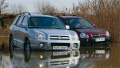 Hyundai: Santa Fe из Таганрога против Tucson из Сеула