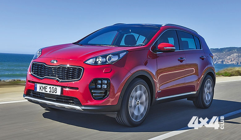 All-New Kia Sportage (front dynamic)_9