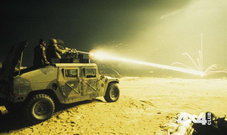 Проект HMMWV: вспоминаем об аутсайдерах армейской техники