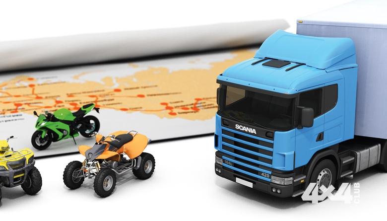 Обзор транспортных компаний, которые берутся перевозить мототехнику