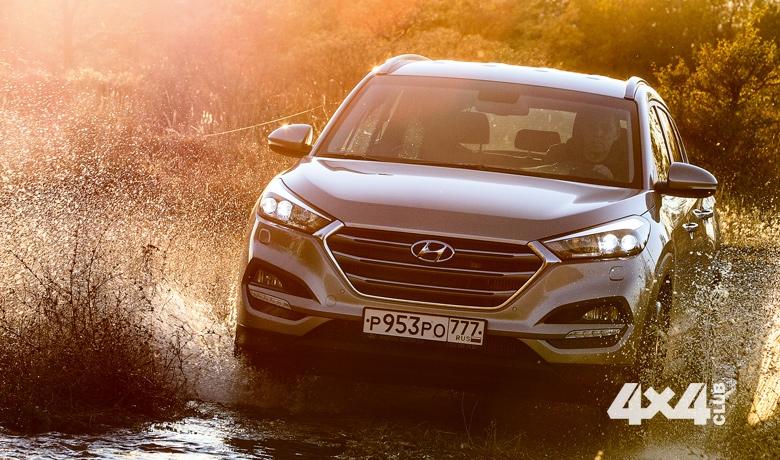 Тестируем новый Hyundai Tucson на дорогах Армении