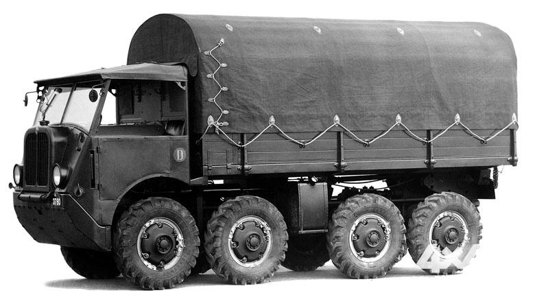 Saurer M8 (8M) 1943–45_11