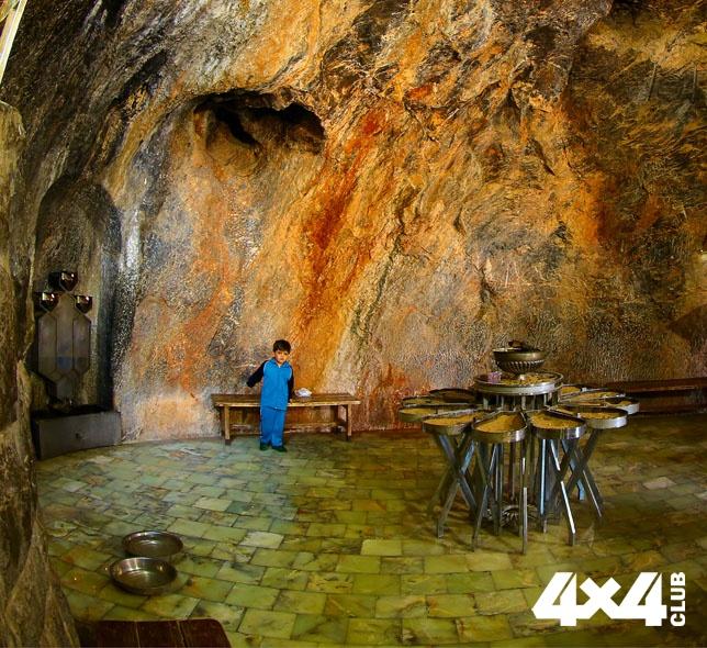 Храм Огня. Оазис Чак-Чак. Провинция Йезд, Иран._7