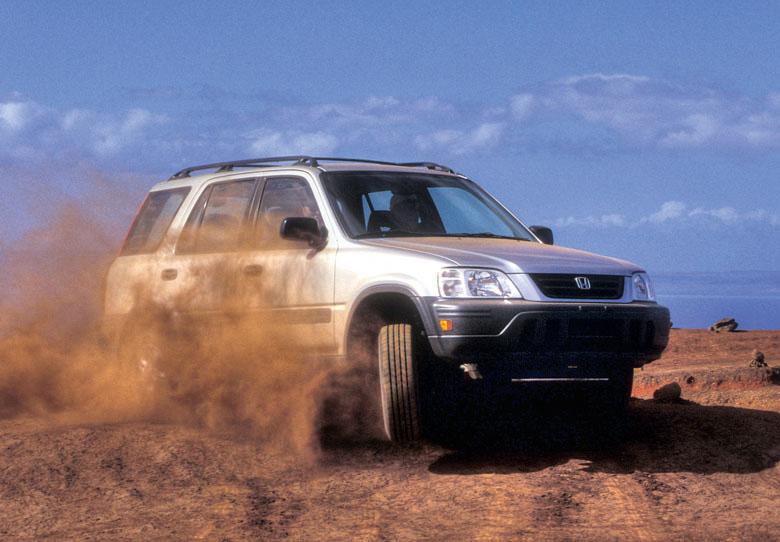 1997 Honda CR-V.